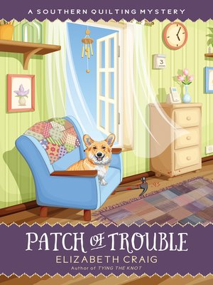 cover image of Patch of Trouble